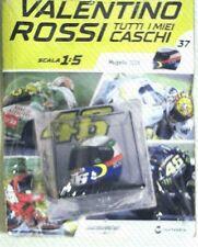 VALENTINO ROSSI MIEI CASCHI  MUGELLO 2005 37+BOOK 1/5 CENTAURIA