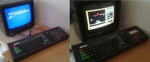 AMSTRAD CPC 464 64K COLOR SOLO ORDENADOR SIN MONITOR MAGNIFICO ESTADO VER!!
