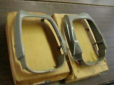 NOS OEM Ford 1967 Galaxie 500 Quarter Panel Extensions Metal XL LTD