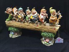 Jim Shore Walt Disney Showcase collection Homeward bound #4005434 7 Dwarfs MWT
