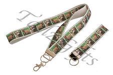 More details for norfolk terrier breed of dog matching lanyard   keyring key ring   bookmark