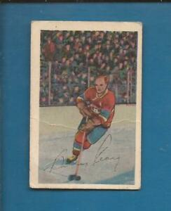 1952-53  PARKHURST   # 2   BILLY REAY   Montreal Canadiens   Good-Very Good