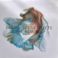 Sasha-Scene Delete : The Remixes VINYL NEW