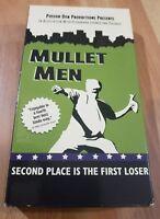 Mullet Men VHS OOP Cult ULTRA RARE made in Alabama Indie NTSC