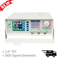 "QLS2802S-2M/5M DDS Signal Generator/Counter Frequency Counter 2.4"" TFT Colorful"