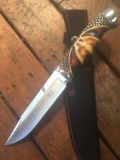JL 071 Survival Military Bowie Camping Tactical Hunting Pig Sticker knife