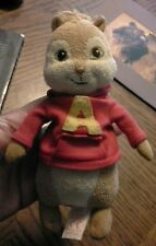 Ty Beanie Baby ~ ALVIN and the Chipmunks ~