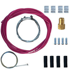OEM Universal Jagwire Brake Shifter Housing Cable Kit - Road, Mountain- More