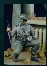 DDAY MINIATURE BRITISH/COMMONWEALTH OFFICER 1943/45 WWII Scala 1/35 Cod.35020