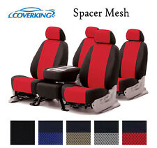 Coverking Custom Seat Covers Spacer Mesh Front and Rear Row - 5 Color Options