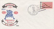 Official NASA Commemorative Cover of Apollo 13 Mission - Owned by Jack Swigert
