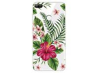 Huawei Honor 9 Lite - Coque Gel souple résistante avec motif (Bouquet exotique)