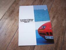 Prospectus /  Brochure BMW Z1 1987 //