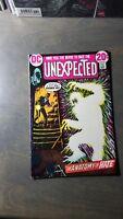 D.C comics The Unexpected #140-1970 Bernie Wrightson