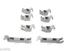 ORIGINAL Lager Halter Klappstacheln Unterkorb Spülmaschine Siemens Bosch Neff