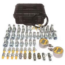 XZTK-70C Excavator Hydraulic Pressure Test Kit,Hydraulic tester,test coupling