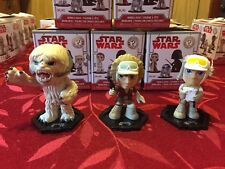 FUNKO Empire Strikes Back Mystery Minis Lot with Wampa, HT Han & Luke
