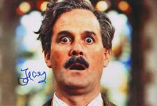"John Cleese ""Monty Python"" AUTOGRAFO SIGNED 20x30 cm immagine"