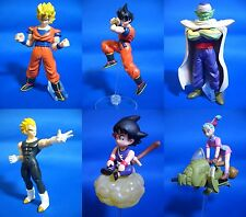 Gashapon HG Dragonball Z Figure fighting! Genki Dama Series Set (6 pcs) JAPAN