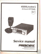 President Radio Communication Parts & Accessories for sale | eBay on