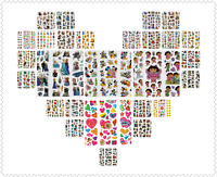 ~200+ Styles~ 3D Puffy Stickers Set of 3 Sheets~US Seller