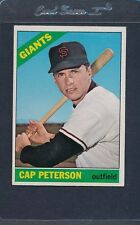 1966 Topps #349 Cap Peterson Giants EX *3325