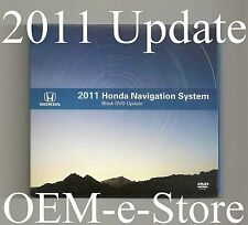 2000 2001 2002 2003 2004 Honda Odyssey Navigation DVD Map 2011 Update Ver 2.80