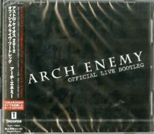 ARCH ENEMY-ASTRO KHAOS 2012 - OFFICIAL LIVE BOOTLEG-JAPAN CD+DVD G88
