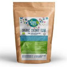 Organic coconut flour * protéine & fibre * sans blé sans gluten * 250g à 2kg