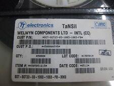 10x Sot Sot23 03 1003 1003 Fb 3063 100k100k 14w Sot23 Voltage Divider Replaces