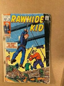 Rawhide Kid #70 Marvel Silver Age Western I Combine Shipping!
