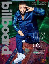 Billboard Magazine DJ Khaled Sylvia Rhone NEW