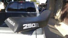Honda ATC250R 85-86 Logo Standard Seat Cover #nw1895mik1894