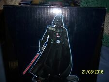 2006 STAR WARS ANIMATED MAQUETTE DARTH VADER LINIITED EDITION  STATUE