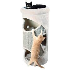 Trixie Gatti Tiragraffi Cat Torre Gracia grigio chiaro, NUOVO