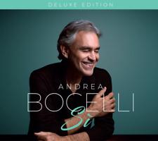 ANDREA BOCELLI - Sì - Deluxe Edition (CD nuovo sigillato)