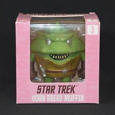 Star Trek Gorn Bread Muffin Vinyl Figure by FunEdibles USAopoly 2016 New