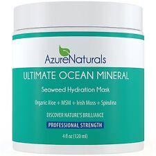 ULTIMATE Seaweed Hydration Facial Mask, 90+ powerful Ocean Minerals, Seaweed,...