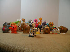 Little People Alphabet Zoo Animals Complete Set Lot 26 A-Z Figures Fisher Price