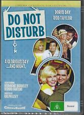 DO NOT DISTURB DVD ( DORIS DAY - ROD TAYLOR ) NEW AND SEALED