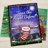 Personalised Twas The Night Before Christmas Book – Hardback Children Gift Idea