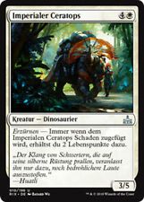 2x imperialistica ceratops (Imperial ceratops) Rivals of ixalan MTG