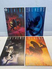 Aliens 1-4 (Dark Horse Comics) 1989 Combined Shipping 👍🏼