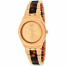 Swatch Adult Silver Band Wristwatches