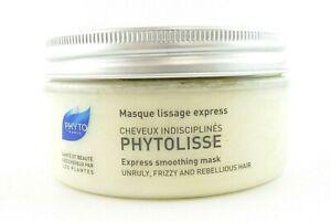 Phyto Phytolisse Express Smoothing Hair Mask, 6.7 oz.