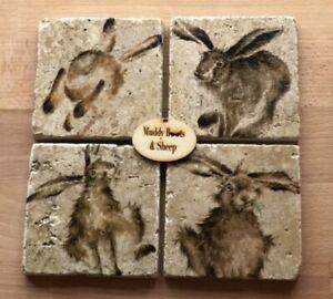 Coasters - Hare