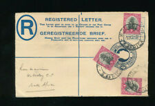 Südafrika, Reco-Brief 1931 aus Wolseley (T5)