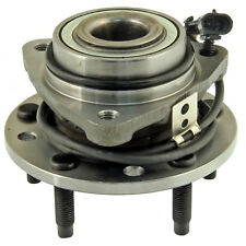 Wheel Bearing and Hub Assembly Front Precision Automotive 513124