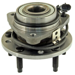 Wheel Bearing and Hub Assembly-4WD Front Coast to Coast Automotive Products