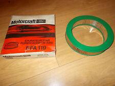 Motorcraft Air Filter Toyota Crown 2000 2300 1967-71 EFA 119